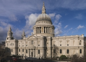 Wedding video at St Paul's Cathedral